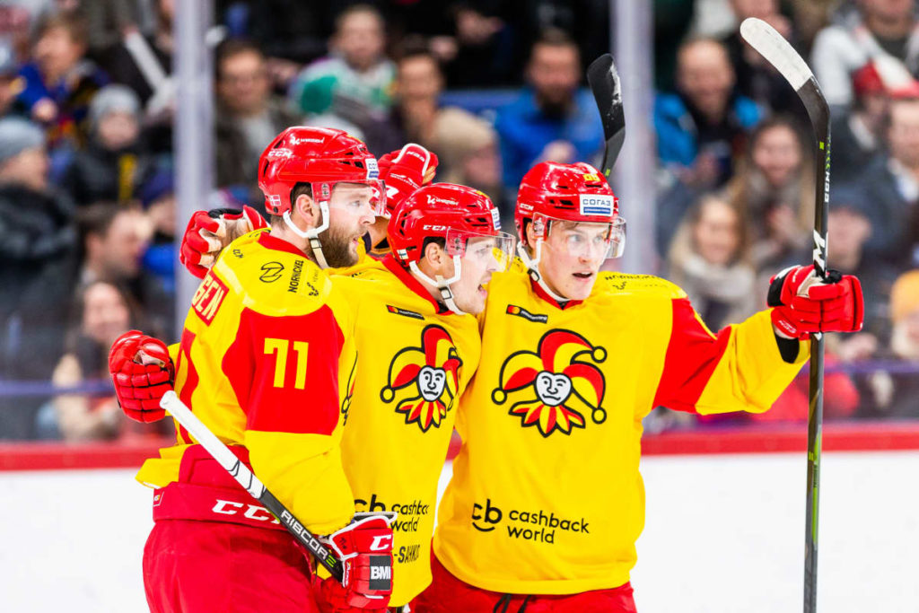 Jokerit leads the way in diagnosis and follow-up of concussion